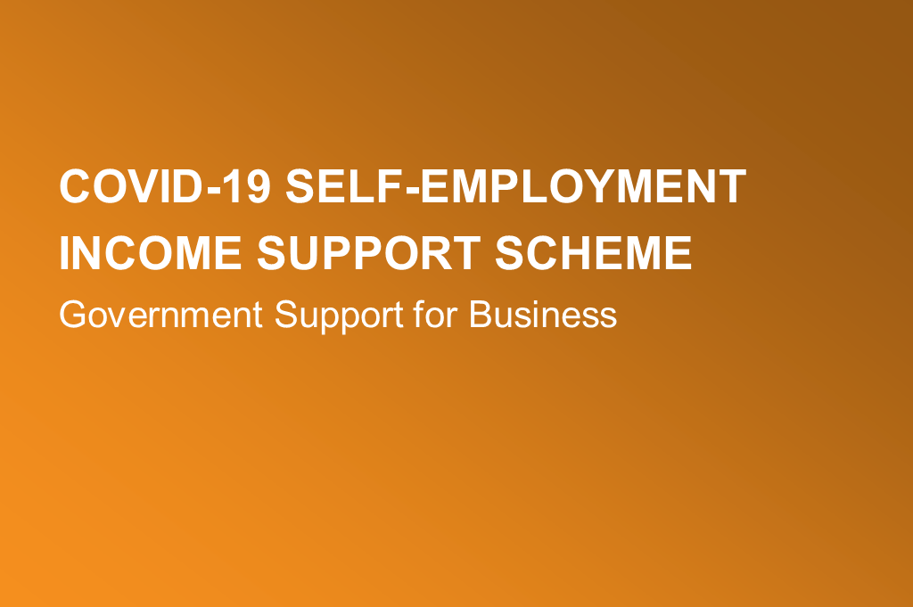 COVID-19 – SELF-EMPLOYMENT INCOME SUPPORT SCHEME